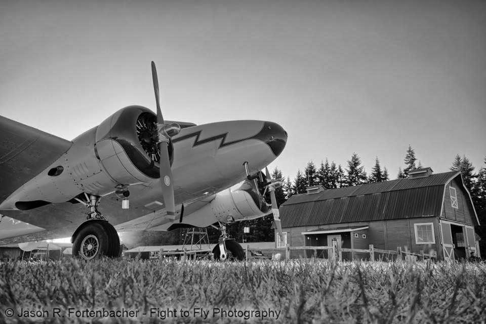 Lockheed 12A junior