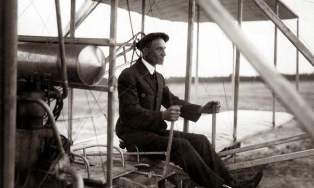 Happy 147th birthday, Wilbur Wright!