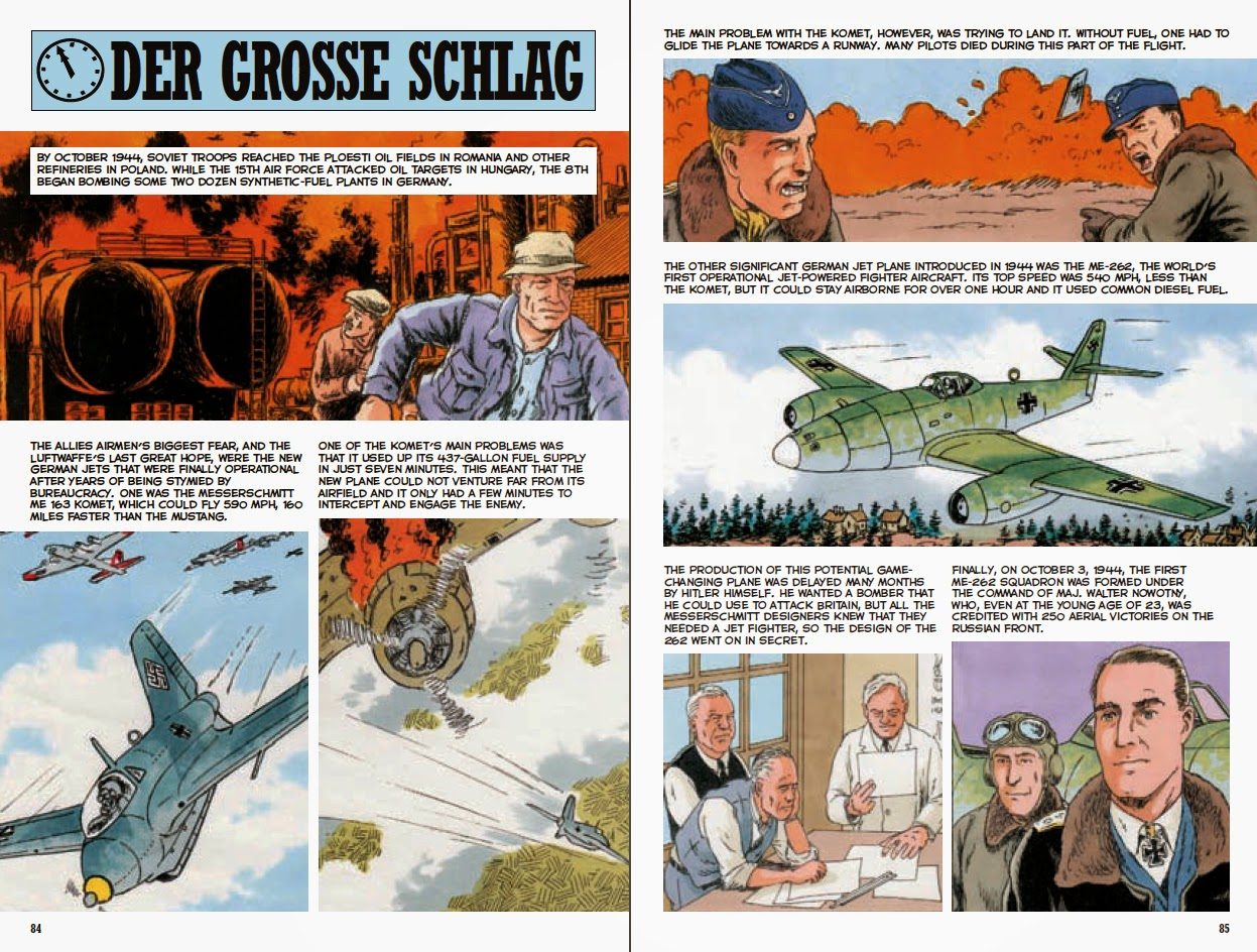 "Bombing_Nazi_Germany – Blogged: ""the big impact"" and the #Messerschmitt ME 163 Komet."