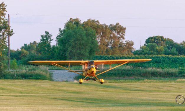 J-3 Cub.