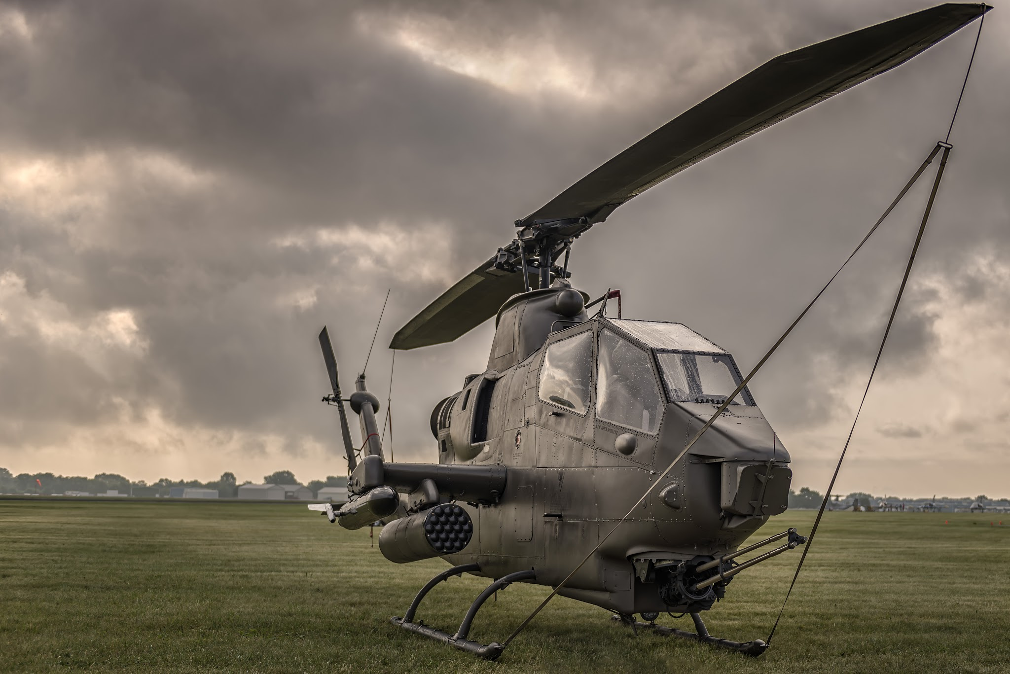 Cobra Attack Helicopter