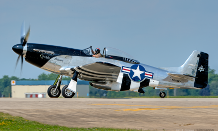 "RTB.. P51 Mustang ""Quick Silver"" 2014 EAA Air Venture Oshkosh WI"