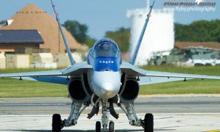 """""""CF-188 Hornet Head-On"""""""