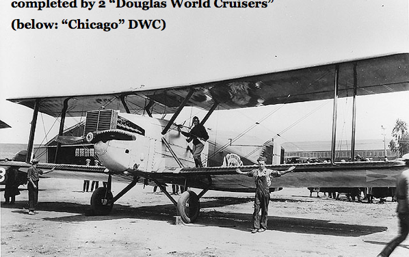 Today in History: First aerial circumnavigation of the world completed