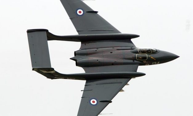 There were questions raised as to why there were offset cockpits on some of the earlier British military aircraft.