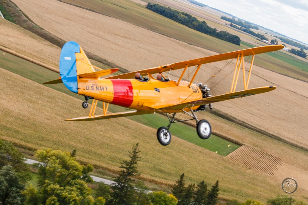 Hector, MN Fly-In 2014