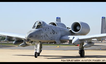 A-10C s/n #78-0621 taxiing to the ramp upon arrival to KOKC.