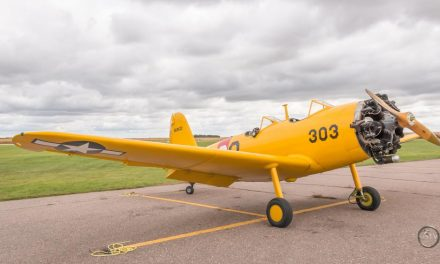Hector, MN 2014 Fly-in