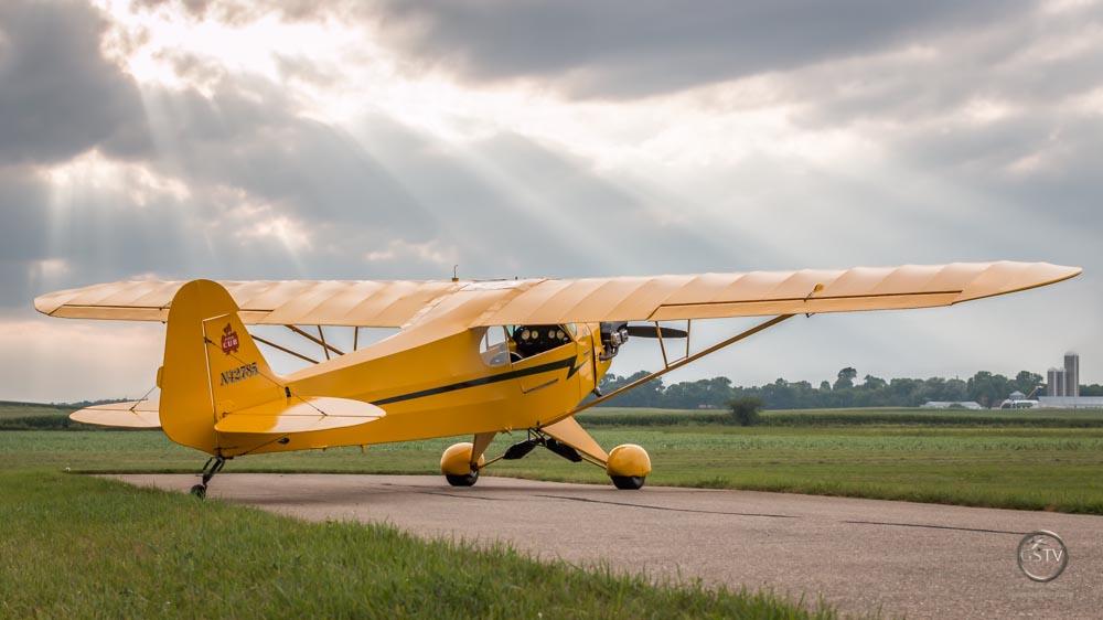 Heavenly J-3 Cub