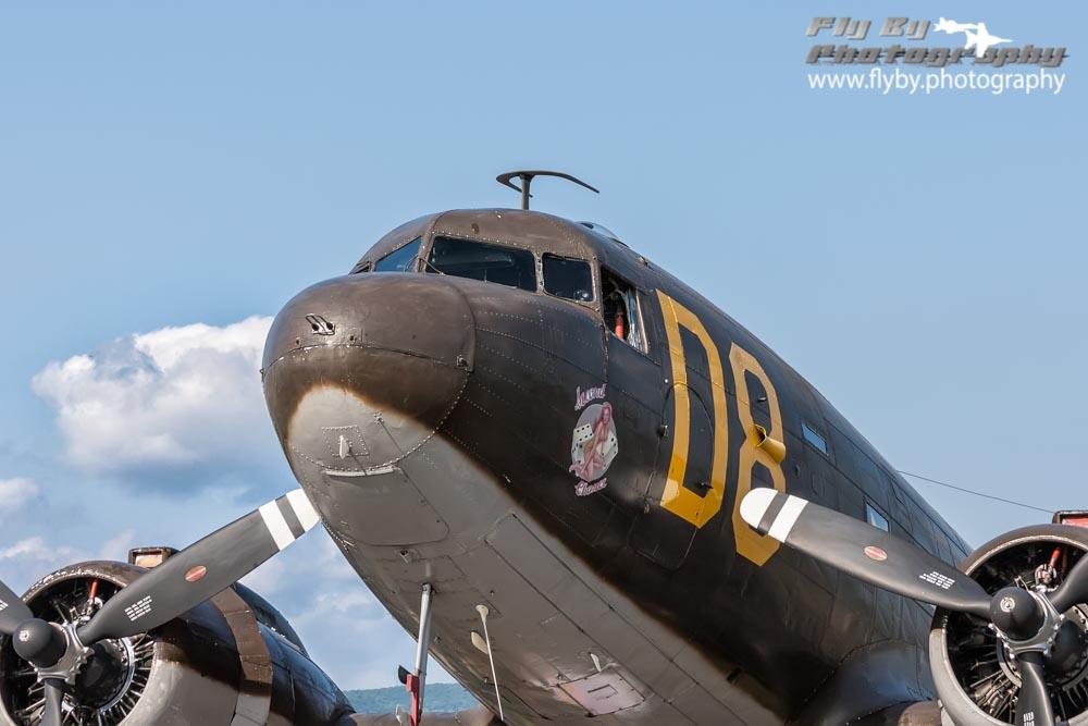 Happy Birthday, Douglas C-47 Skytrain.