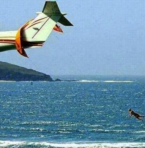 #badday #flying