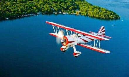 Photo of the Day: What's your favorite landmark to fly over? #AOPA #flywithaopa