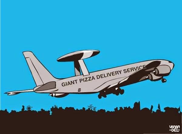 Delivery?  #AviationHumor  #Flying
