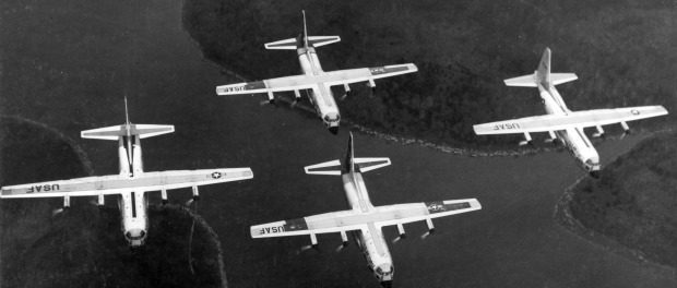 The USAF's Forgotten C-130 Display Team