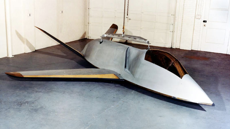 Never-Seen Photos Of Boeing's 1960s Stealth Jet Concept That Predicted The Future