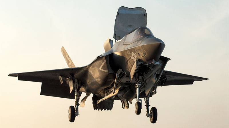 Not A Big Surprise: The Marines' F-35 Operational Test Was Far From Operational