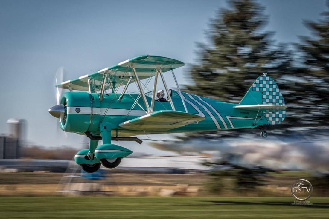 450 P&W Boeing Stearman