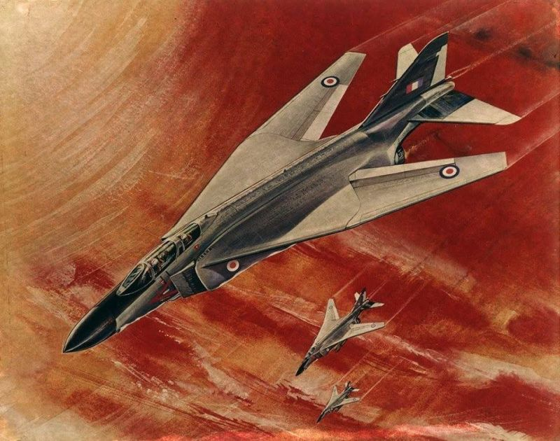 The F-4 Phantom's Manufacturer Wanted To Give It Swing-Wings