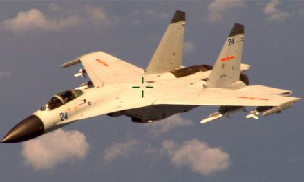 U.S. and China Agree To Rules For Air-To-Air Intercepts