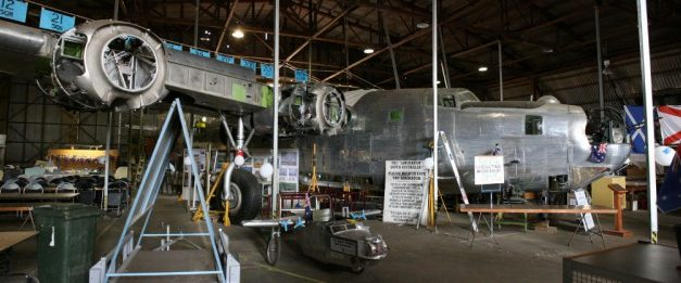 Restoring the last surviving RAAF Consolidated B-24 Liberator