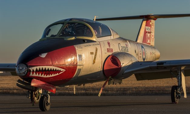 Canadian Snowbirds Commanding Officer's CT114  #airshow  #aviation
