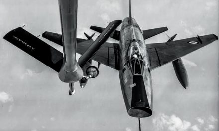 F100 Super Sabre , French Army