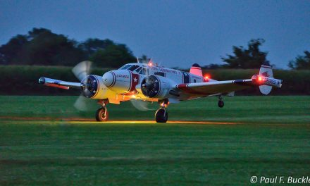 Grimes Flying Lab Beechcraft C-45 Expeditor