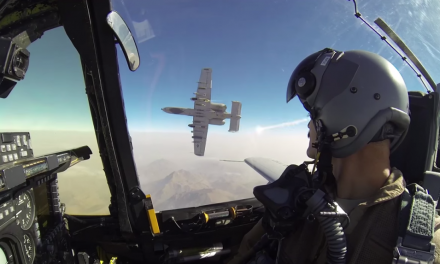The US Air Force really did try to suppress an amazing A-10 video