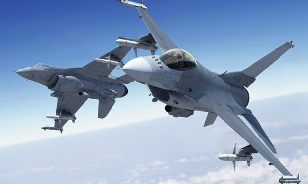 First F-16V Flies But Its New Features Won't Show Up On USAF Models