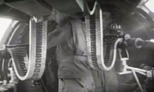 Why B-17 Gun Turrets Had To Go: WWII Gunner Recalls A Close-Call