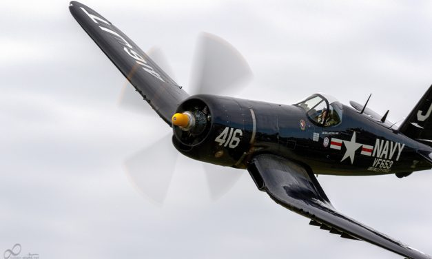 Flight of the Corsair
