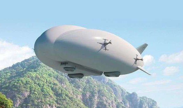 The FAA Just Approved a Hybrid Airship, But What Is That, Exactly?