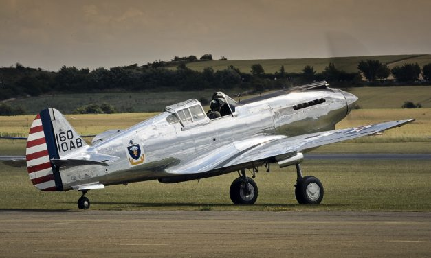 U.K. Duxford Flying Legends 2015