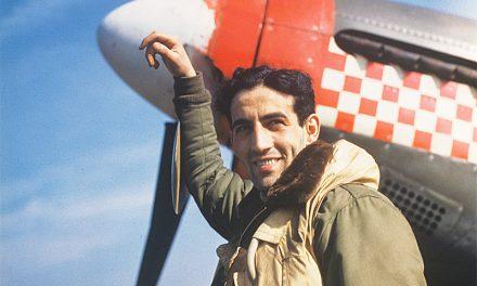 The Last Flight of Don Gentile