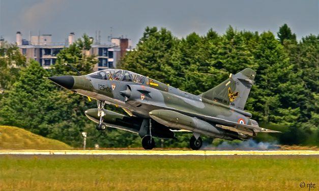 Dassault Mirage 2000 N , Team Ramex Delta , Fr , (2011)