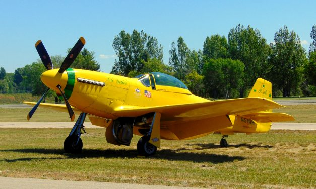 "Bob Hoover's ""Ole Yeller"" Found! Rexburg, Idaho!! Just flew this last weekend!!"