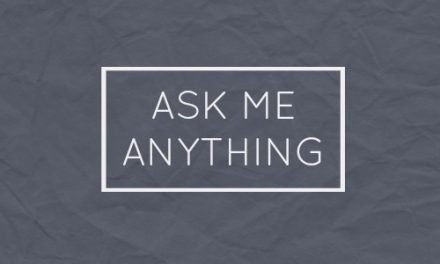 """AMA """"Ask Me Anything"""
