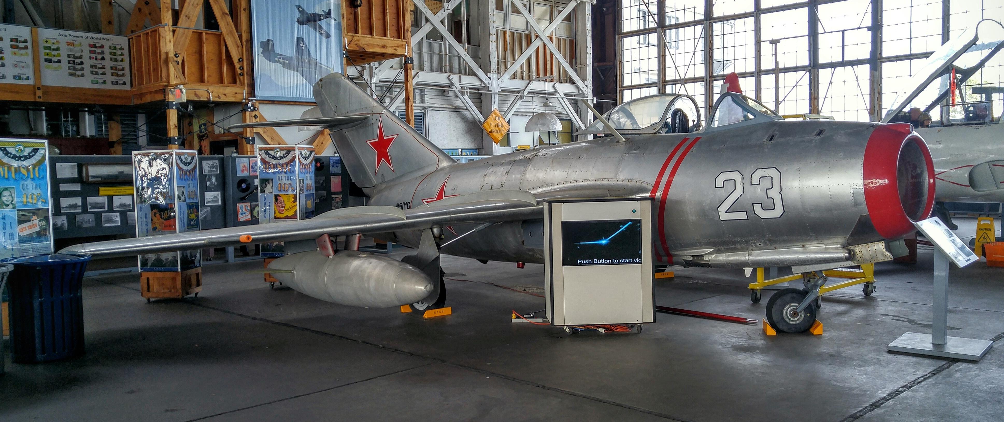 December 30, 1947 – First flight of the MiG-15.