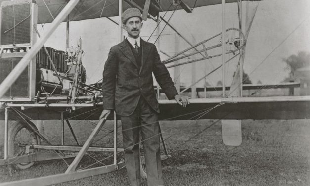Remembering aviation pioneer Orville Wright, born OTD in 1871 in Dayton, Ohio.