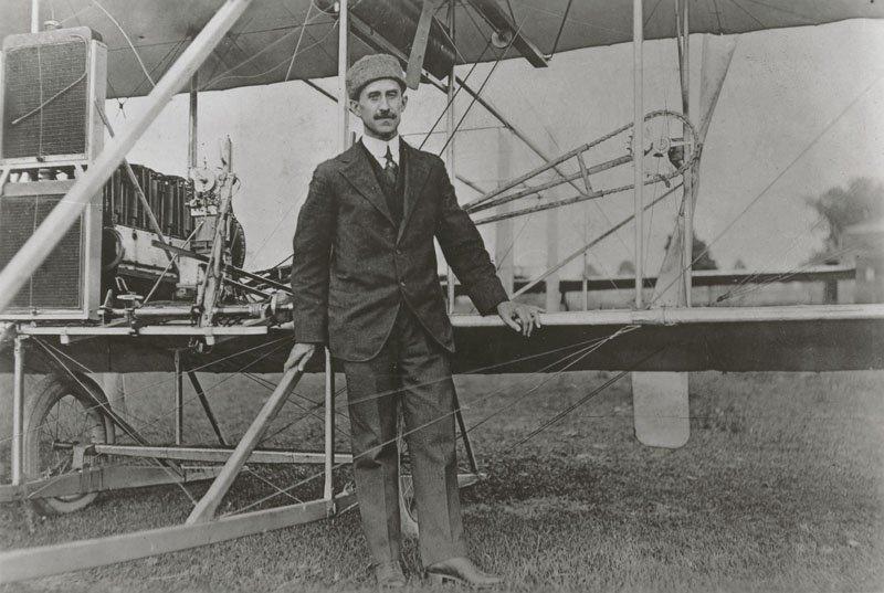 Remembering aviation pioneer Orville Wright, born OTD in 1871 in Dayton, Ohio.