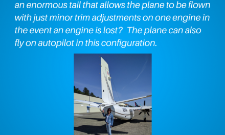 I'm putting together bi-weekly tips for pilots. Here's the first one – let me know if this has helped you!