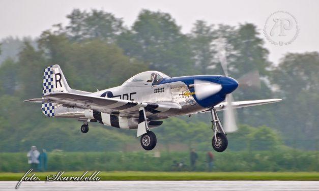 "North American P-51D Mustang ""Excalibur"""