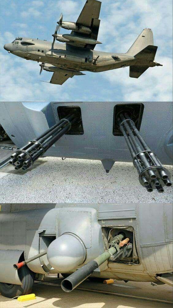 AC-130 Hercules