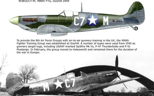 WW2 aircraft that were either captured or supplied to other nations.
