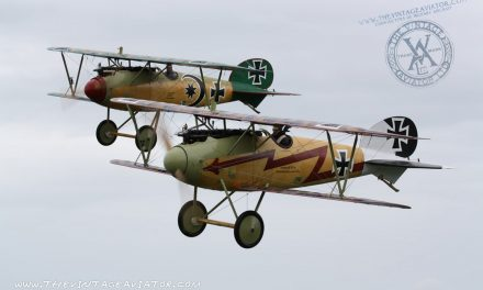 World War One German Albatros DVa