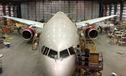 Since we have been talking about the United Flight 1175 incident:  Here is a photo of a B777-200 which shows the…