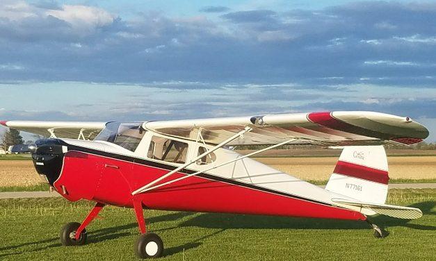 1946 Cessna 140. #cessna #aviation