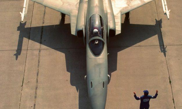 F-20 #tigershark