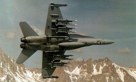 FA-18 Hornet VX-4