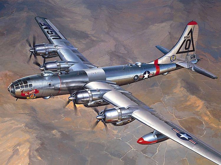 1948 Boeing B-50 Strategic Bomber